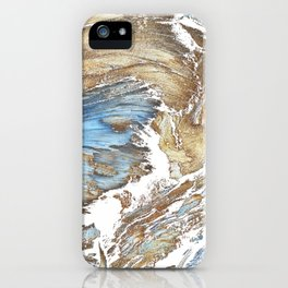 Woody Silver iPhone Case