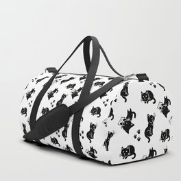 Pepper's Pattern Duffle Bag