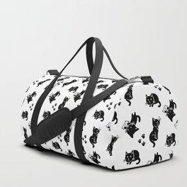 Pepper's Pattern Duffle Bag