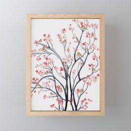 Spring Framed Mini Art Print