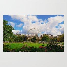 Garden of Tuileries Rug