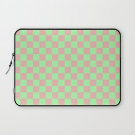 Checkered Pattern I Laptop Sleeve