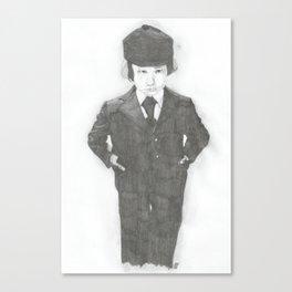 Damien. Canvas Print