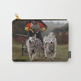 Siberian Huskies Carry-All Pouch
