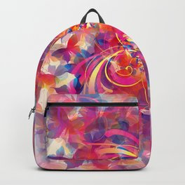 Butterfly Spiral Backpack