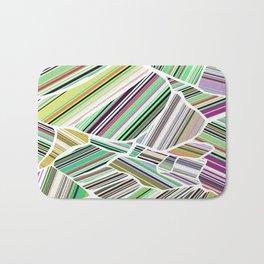 Birdview | green Bath Mat