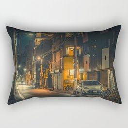 Of the Night/ Anthony Presley Photo Print Rectangular Pillow
