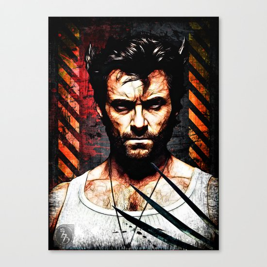 The Weapon XFactor Canvas Print
