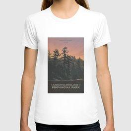 Kawartha Highlands Provincial Park T-shirt