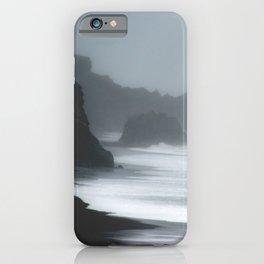 Pacific Northwest Beach Storm iPhone Case
