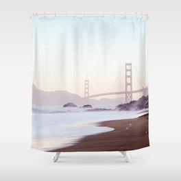 Golden Gate Bridge, San Francisco Photography Shower Curtain