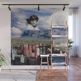 Telemetry Wall Mural