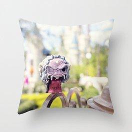 aughra Throw Pillow