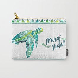 Costa Rica Turtle Carry-All Pouch