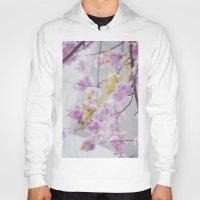 blossom Hoodies featuring Blossom by FedericaGiordano