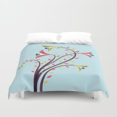 Eyes Are Watching You Duvet Cover