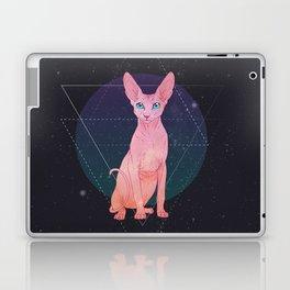 Galaxy Sphynx Cat Laptop & iPad Skin