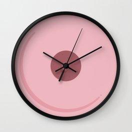 Boob (hers) Wall Clock
