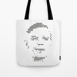 ALAN TURING | Legends of computing Tote Bag