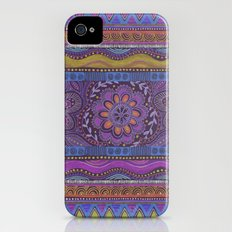 Spice Bloom iPhone (4, 4s) Slim Case
