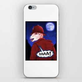 Sheep Pig iPhone Skin