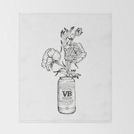 Victoria Bitter Throw Blanket