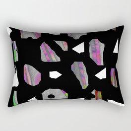 Terre et iceberg Rectangular Pillow