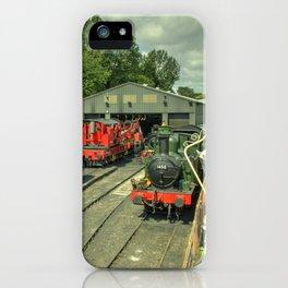 Bridgnorth Depot iPhone Case