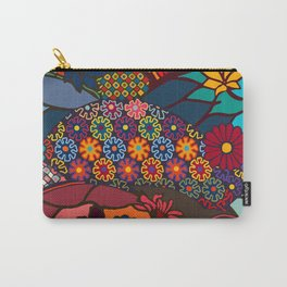 African Style No7, Wedding Day Carry-All Pouch