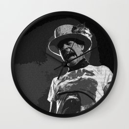 Ahead by a Century - Gord Downie from the Tragically Hip (alternate) Wall Clock