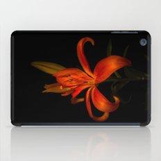 Orange Lily iPad Case