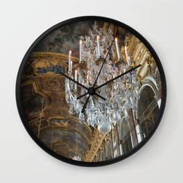 All of the Sparkle Wall Clock