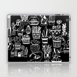 Succulent Party (Night Version) Laptop & iPad Skin