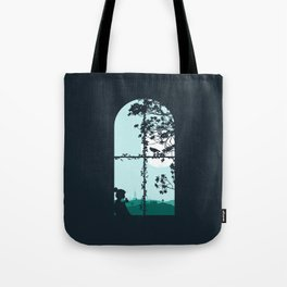 Mad World II Tote Bag