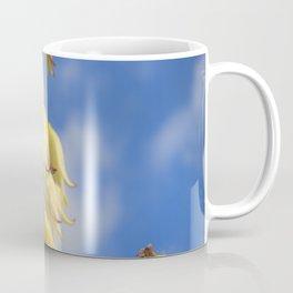 Yellow Blooms Coffee Mug
