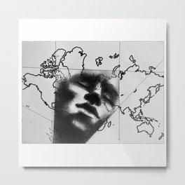 Introspection (Awakening Voyages) Metal Print