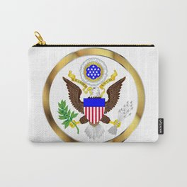 Great Seal Of America Carry-All Pouch