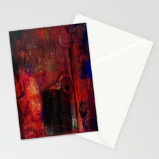 Tires ~ Abstract Stationery Cards