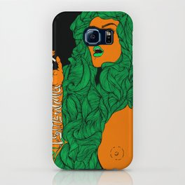Little Wing - Green iPhone Case