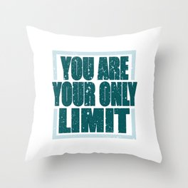 Show you inspirational side with this creative tee design! Go get yours now! Throw Pillow