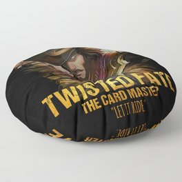 League of Legends TWISTED FATE - [The Card Master] Floor Pillow