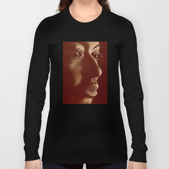mama africa- brown Long Sleeve T-shirt