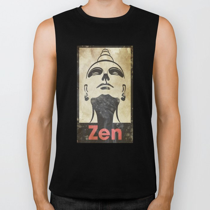 Zen Biker Tank