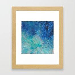 Water II Framed Art Print