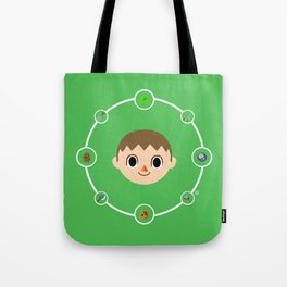 The Villager (Male) [LIMITED] Tote Bag
