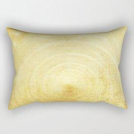 In the Circle of Life Rectangular Pillow