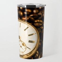 Time For Coffee Travel Mug