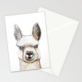 Paco Alpaca Stationery Cards