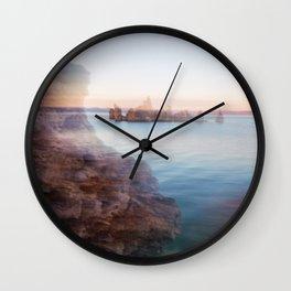 Mono Lake, South Tufa Wall Clock