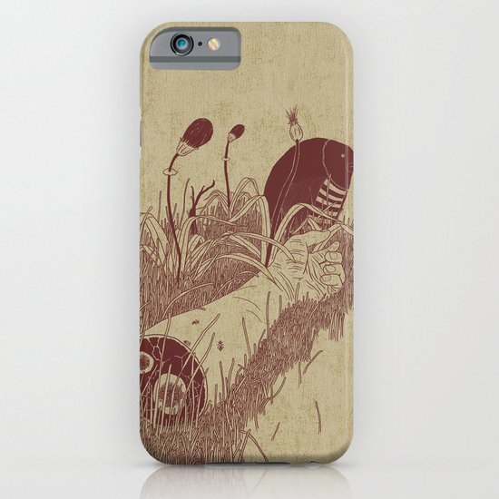 Helvete Forest iPhone & iPod Case